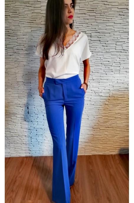 Spodnie Alex Blue